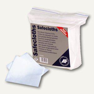 "AF Vliesstofftücher "" Safecloths"", fusselfrei, 50 Stück, SCH050 - Vorschau"