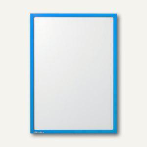 Ultradex Infotasche DIN A3, hoch/quer, magnethaftend, blau, 5 Stück, 889307 - Vorschau