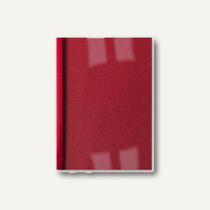 GBC Thermobindemappe ThermaBind, 4 mm, Leinenoptik, rot, 100 Stück, IB386527 - Vorschau