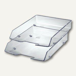 HAN Briefkorb Wave Exclusiv, glasklar, 1028-23 - Vorschau