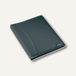 Rexel Sichtbuch SOFT TOUCH SMOOTH, 36 Hüllen DIN A4, glatt, schwarz, 2101189 - Vorschau