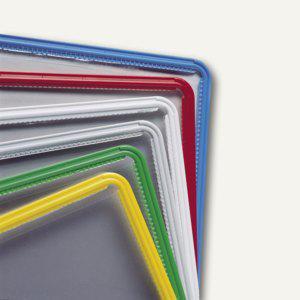 Novus Sichttafel DIN A4, weiß, 10 Stück, 795+4802 - Vorschau