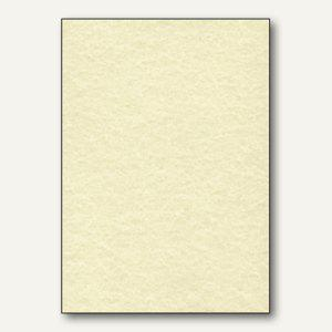 Sigel Struktur-Papier, DIN A4, Perga champagne, 90 g/m², 100 Blatt, DP605 - Vorschau