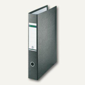 LEITZ Ordner DIN A3 hoch, Rückenbreite 77mm, schwarz, 10720000 - Vorschau