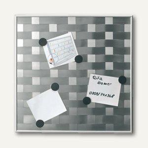 Franken Matrixboard, magnethaftend, 475 x 475 mm, silber, 765002 - Vorschau