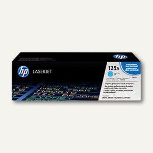 HP Toner 125A, ca. 1.400 Seiten, cyan, CB541A