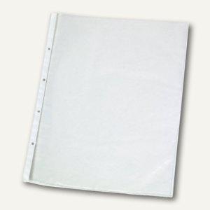officio Prospekthüllen DIN A4, 60my, glasklar, oben offen, 100 Stück - Vorschau