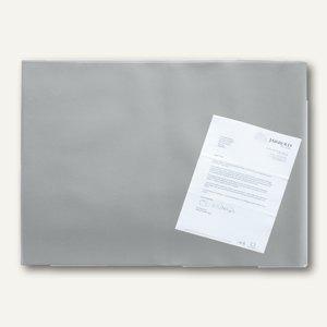 officio Schreibunterlage mit Folie, 65 x 52 cm, grau - Vorschau