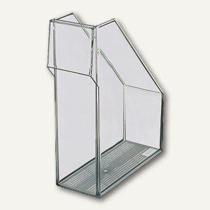 LEITZ Stehsammler für DIN A4 glasklar, 2475-00-02 - Vorschau