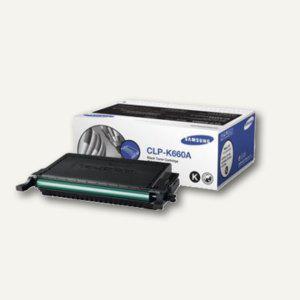 Samsung Toner schwarz, ca. 2.500 Seiten, CLP-K660A/ELS - Vorschau