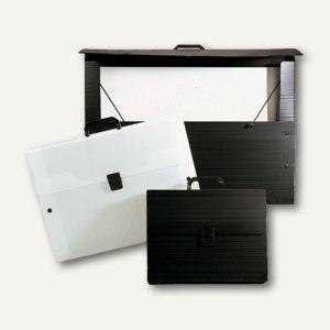 Rumold Zeichenkoffer DIN A4, schwarz, 370104 - Vorschau