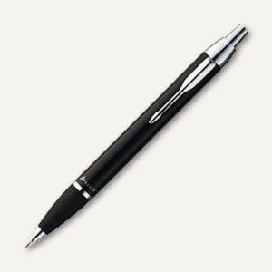 Parker Kugelschreiber I.M., schwarzes Metallgehäuse, S0856430 - Vorschau