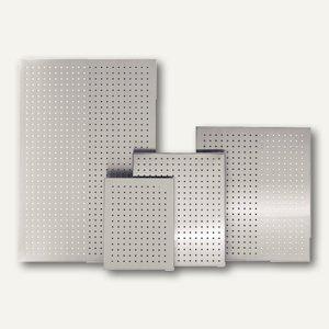 Blomus Magnettafel, gelocht, 30 x 40 cm, silber, 66750 - Vorschau
