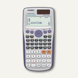 Casio Taschenrechner FX-991DE Plus, Schulrechner, 12-stellig, FX-991DE PLUS