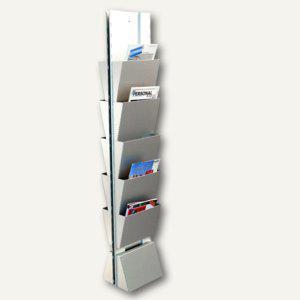 zeitungsst nder aluminium g nstig kaufen bei yatego. Black Bedroom Furniture Sets. Home Design Ideas