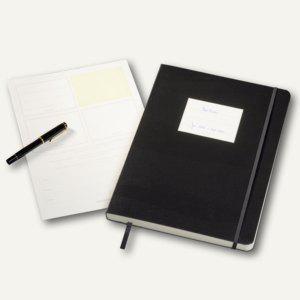 Agenda Geschäftsbuch Medium, DIN A5, 245 nummerierte Seiten, kariert, 315928 - Vorschau