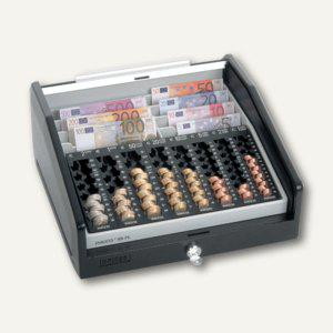 Inkiess Rolljalousiekasse 881 PU/R, 8 Münz- und 8 Notenfächer, 60881011217999 - Vorschau