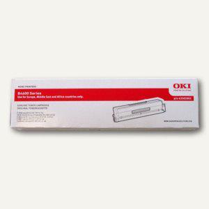 OKI Lasertoner, schwarz, für B4600, 43502002 - Vorschau