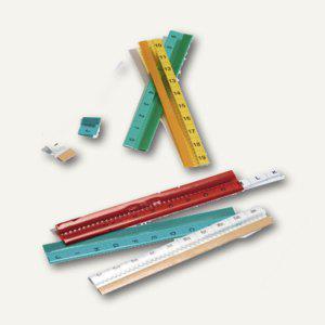 Durable Selbstklebereiter Tabfix, transparent, 10 mm Höhe, 25 Stück, 8402-19 - Vorschau