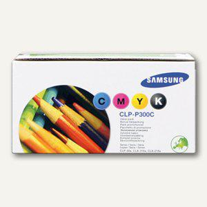 Samsung Rainbow-Kit - Tonerset CMYK, CLP-P300C - Vorschau