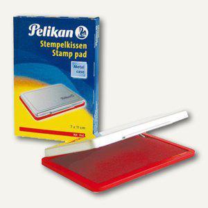 Pelikan Stempelkissen 2, 7x11cm, Metall, rot, 331025 - Vorschau