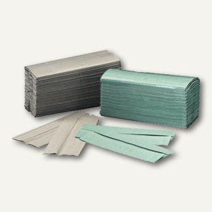 Papierhandtücher, 25 x 23 cm, Zick-Zack, Krepp-Qualität, 5.000 St., 404650 - Vorschau