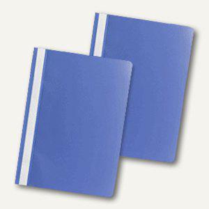 officio Schnellhefter DIN A4, PP, hellblau, 50er Pack, 312672 - Vorschau