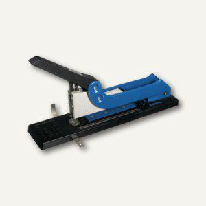 Blockhefter skre-117/120 lang, 170 Blatt, 250 mm Einlegetiefe, capriblau, 225 - Vorschau