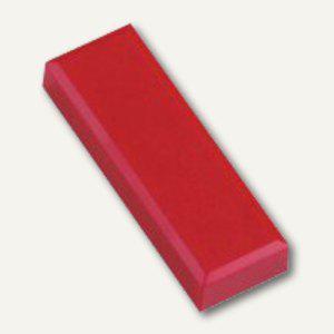 Hebel Rechteckmagnet 53 FA, Haftkraft: 1 kg, 20 St./Btl., rot, 6179125 - Vorschau