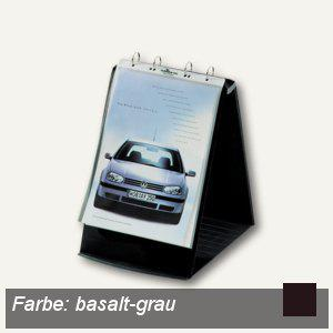 Durable Tisch-Flipchart DURASTAR, DIN A3 hoch, basalt, 8568-39