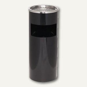 officio Standascher/Abfallsammler, mit Abfall-Behälter, schwarz, 2940-11