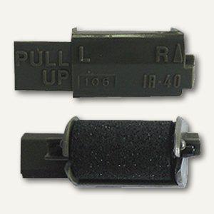 Casio Farbwalze für Tischrechner, Nylon, schwarz, IR-40/10 - Vorschau