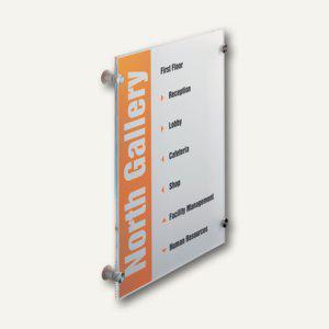 Durable Türschild CRYSTAL SIGN, Acrylglas, 297 x 420 mm, 4826-19 - Vorschau