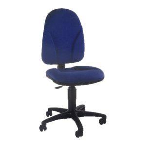 officio Bürostuhl LEADER, blau - Vorschau