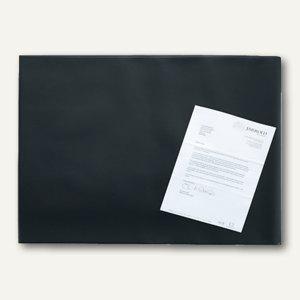 officio Schreibunterlage mit Folie, 65 x 52 cm, schwarz - Vorschau