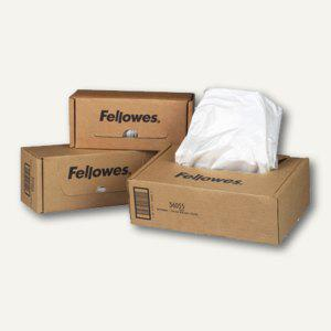Fellowes Abfallbeutel für Aktenvernichter, bis 148 l, transparent, 50 St., 36056 - Vorschau
