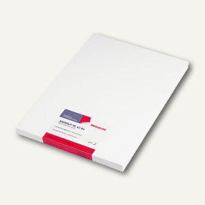 Regulus Signolit Selbstklebefolie DIN A4, transparent, matt, 100 Blatt, SC 40 A4