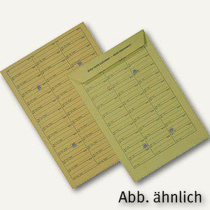 Hauspost-Versandtaschen DIN B4, 110g/m², braun, 250 St./Pack, 4180338