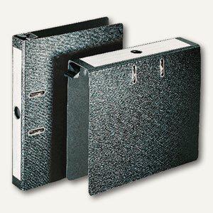 officio Hängeordner, DIN A4, Rückenbreite 80 mm, schwarz, 1 Stück - Vorschau