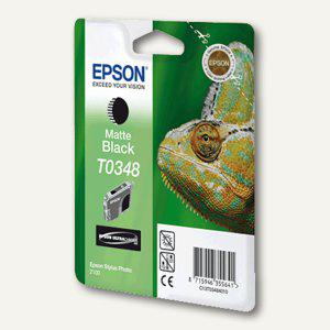Epson Tintenpatrone T0348, matt-schwarz, C13T03484010 - Vorschau