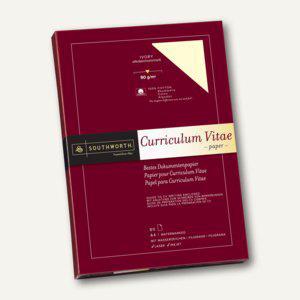 Dokumentenpapier mit Wasserzeichen, A4, 90 g/m², elfenbein, 80 Bl., 90020 - Vorschau
