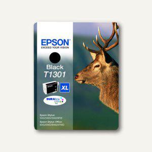 Epson Tintenpatrone T1301 XL, schwarz, C13T13014010 - Vorschau
