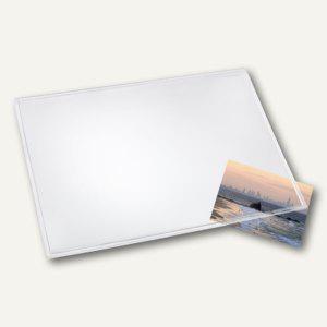 """Läufer Schreibunterlage """" Durella"""", klar, 50 x 70 cm, 43700 - Vorschau"""