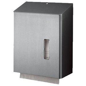 officio Papierhandtuchspender aus Edelstahl für ca. 500 Blatt - Vorschau