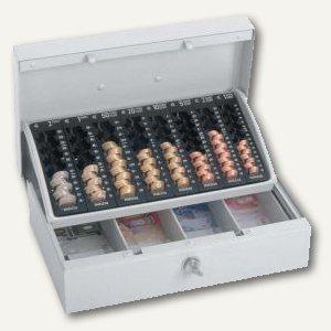 Geldkassette 840 ST, 8 Münz- u. 4 Scheinfächer, 36, 5 x 25 x 13 cm, 5084001121799