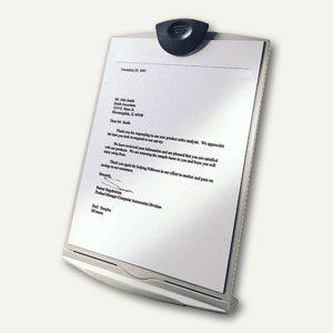 "Fellowes Konzepthalter "" Copy Stand"" DIN A4 20000 platingrau, 20000 - Vorschau"