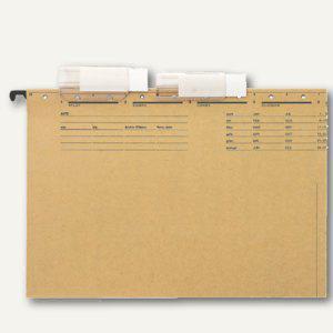Vollsichtreiter, ALPHA u. ALPHA DUO, 4-zeilig, 60 x 27 mm, Kunststoff, 50 St., 6 - Vorschau