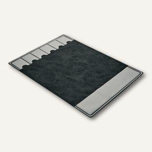 Arlac Schreibunterlage BUSINESS, schwarz, 61 x 44.5 cm, 243-01 - Vorschau