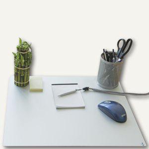 officio Schreibtischunterlage aus Aluminium, 45 x 40 cm - Vorschau