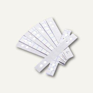 Durable Lochverstärkerstreifen, selbstklebend, transparent, 250 Stück, 8078-19 - Vorschau